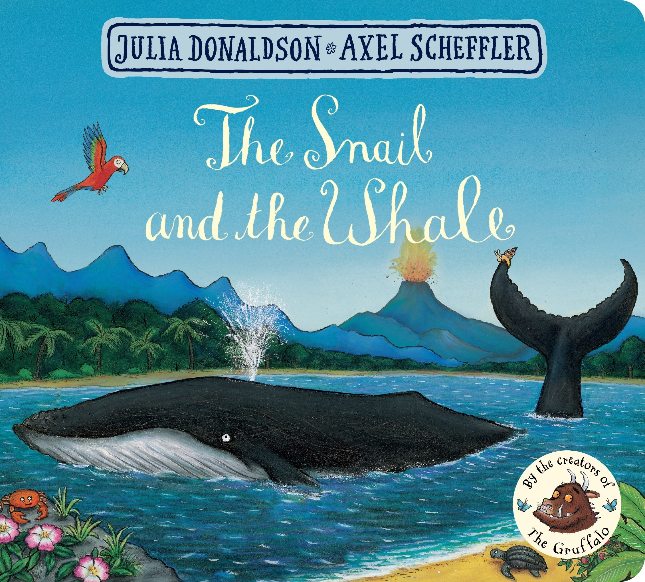 The Snail and the Whale Best Picture Book