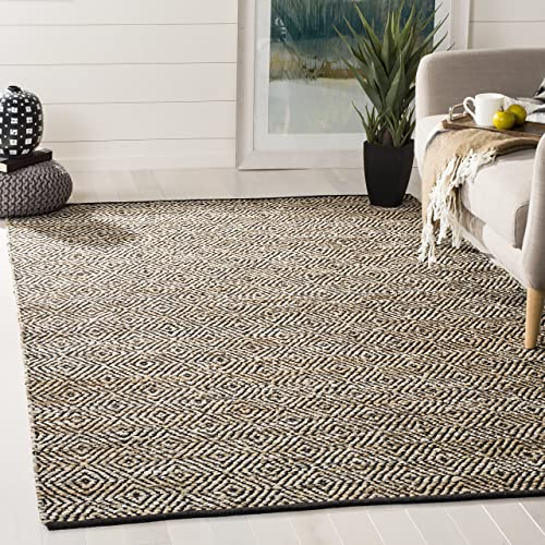 Safavieh Vintage Collection Beige Leather Area Rug, 8 x 10