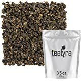 Tealyra - Milk Jin Xuan Oolong - High Mountain Taiwanese Loose Leaf Tea - Great Milky Cream Taste and Aroma…
