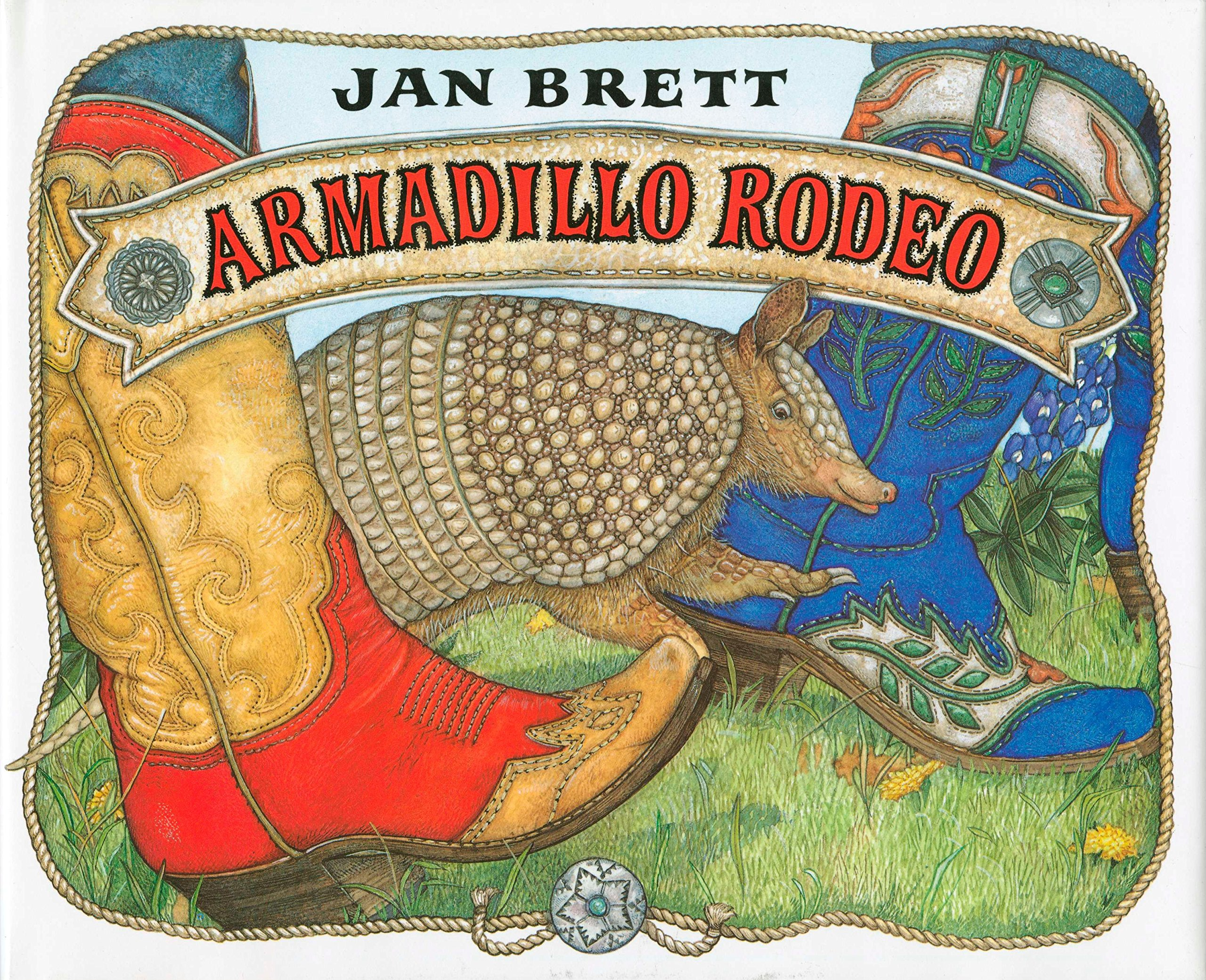 Armadillo Rodeo by Putnam Juvenile (Image #1)