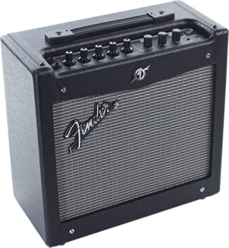 Amplificador guitarra Fender Mustang I v.2 20 W: Amazon.es ...