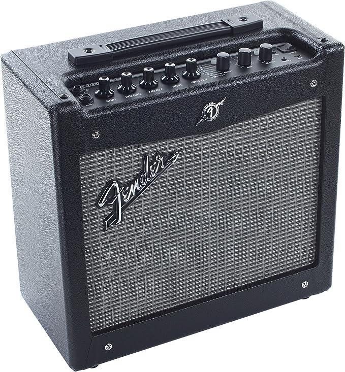 Amplificador guitarra Fender Mustang I v.2 20 W: Amazon.es ...