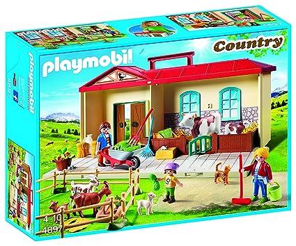 Granja Playmobil Granja Playmobil MaletínÚnica4897 MaletínÚnica4897 Playmobil MaletínÚnica4897 Playmobil Granja W2E9DYIH