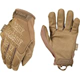 Mechanix Wear - Original Coyote Tactical Gloves (Large, Brown)