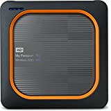 WD My Passport Wireless SSD - Disque SSD Wi-Fi portable - 500Go