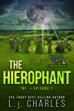 The Hierophant: Caitlin's Tarot: The Ola Boutique Mysteries