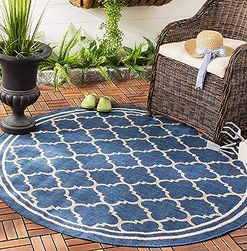 Amazon.com: Safavieh Colección Courtyard CY6918-243 alfombra ...