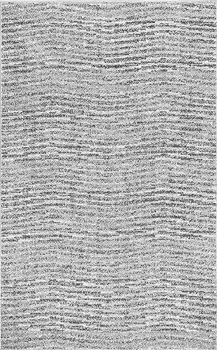 nuLOOM Ripple Contemporary Sherill Area Rug