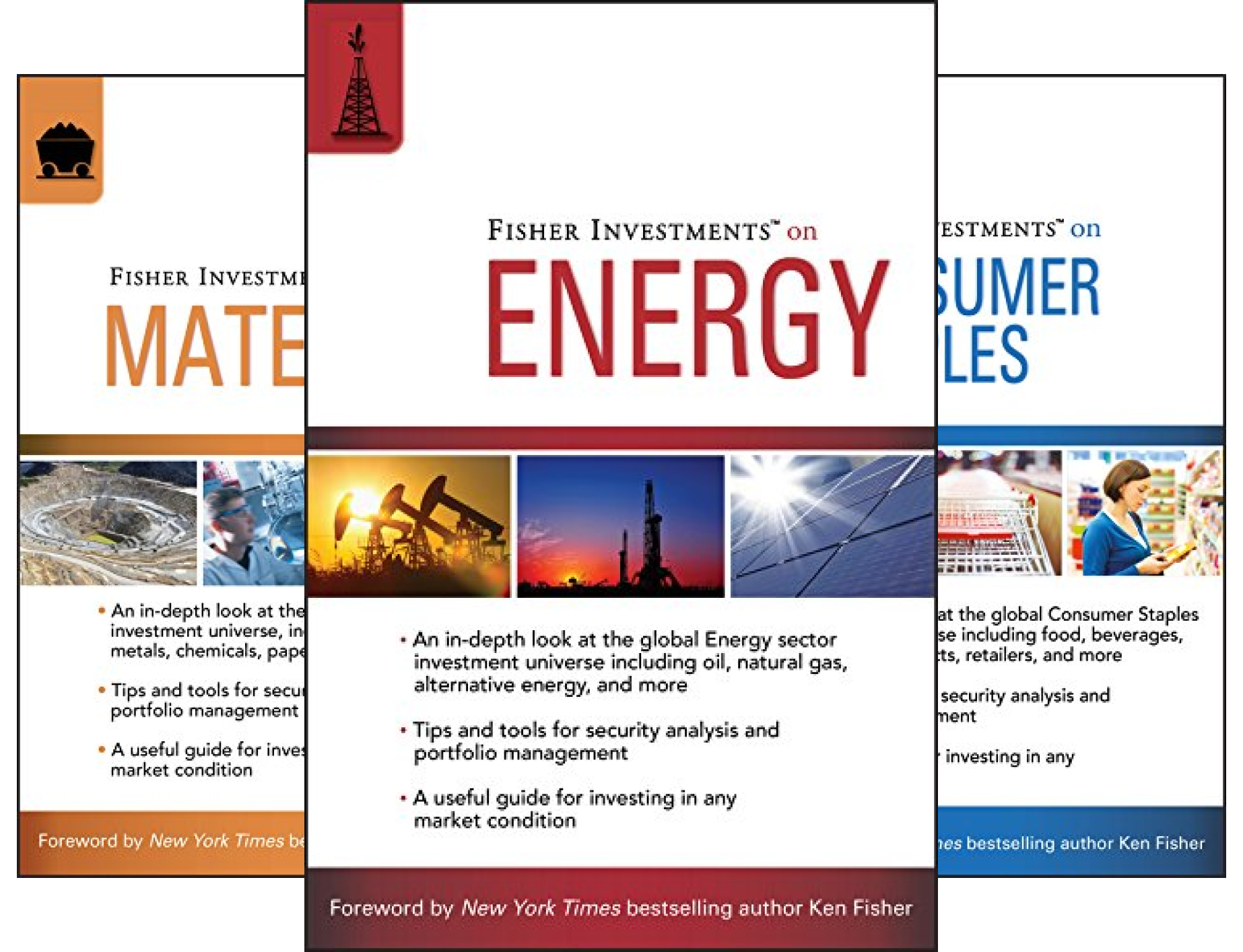 Fisher Investments Press (4 Book Series)