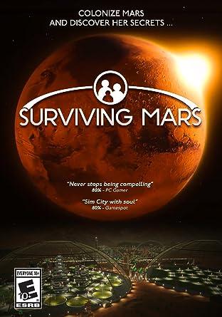 Surviving Mars [PC Download]: Amazon co uk: PC & Video Games