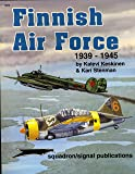 Finnish Air Force 1939-45 - Aircraft Specials series (6073)