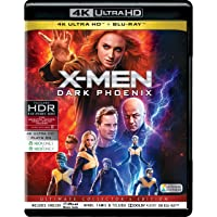 Dark Phoenix (4K UHD & HD) (2-Disc)