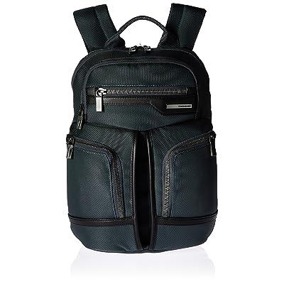 """Samsonite Men's Gt Supreme Laptop 14.1"""" Backpack, Grey/Black, One Size"""