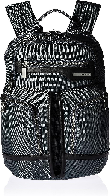 Samsonite GT Supreme Laptop Backpack, Grey/Black, 14.1-Inch