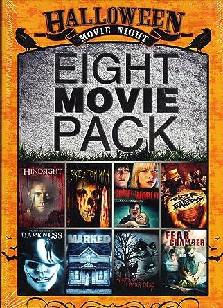 halloween movie night eight movie pack