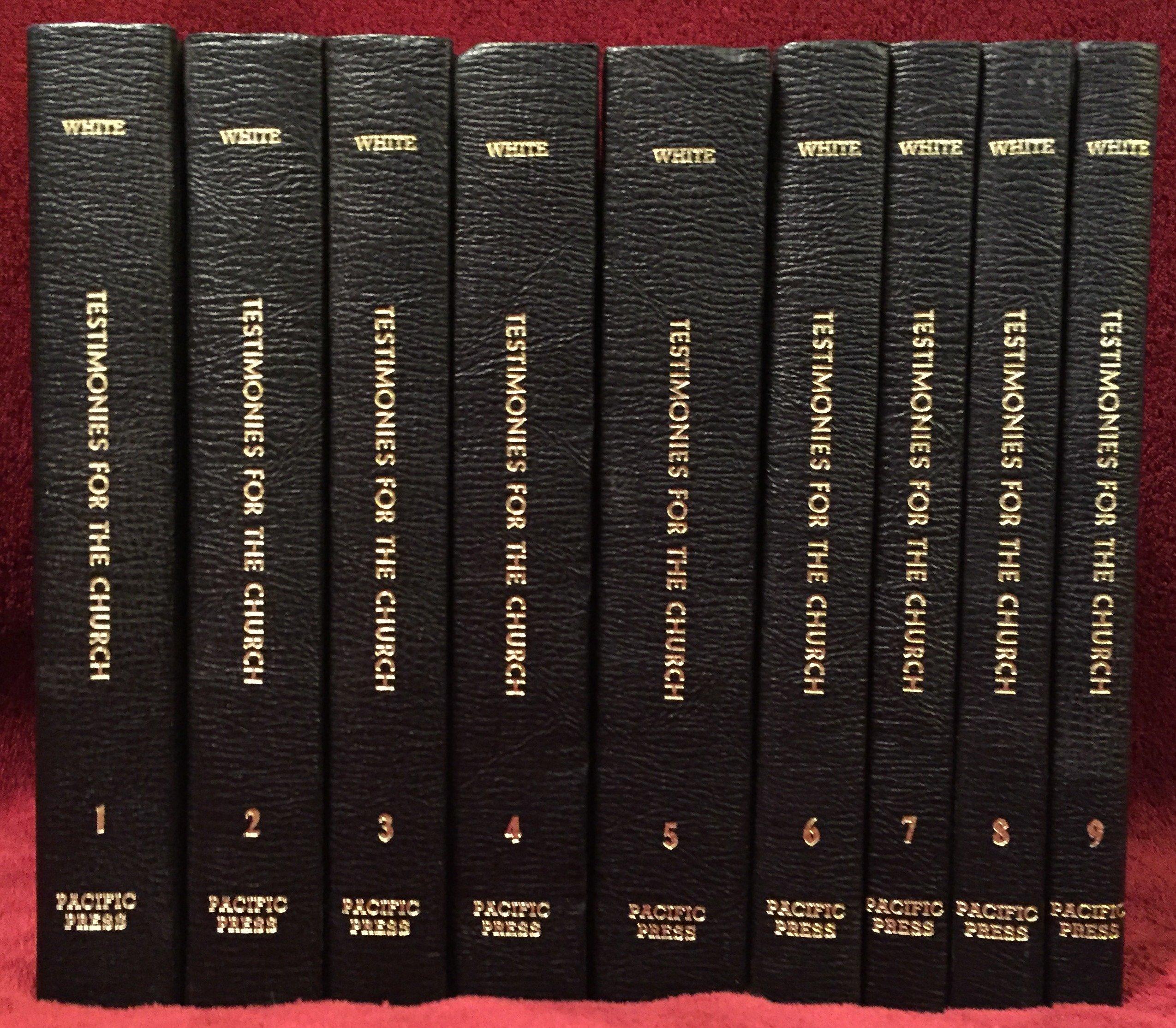 Testimonies for the Church (Volume 1)