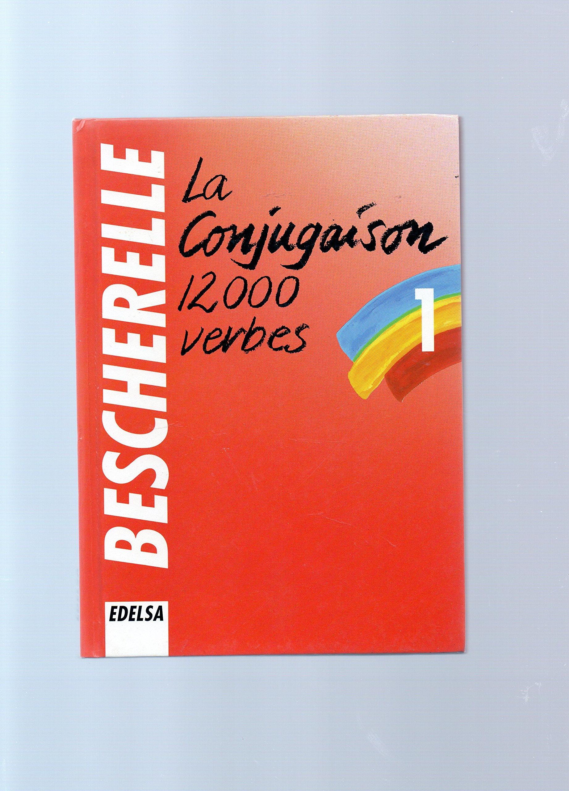 conjugaison 12000 verbe