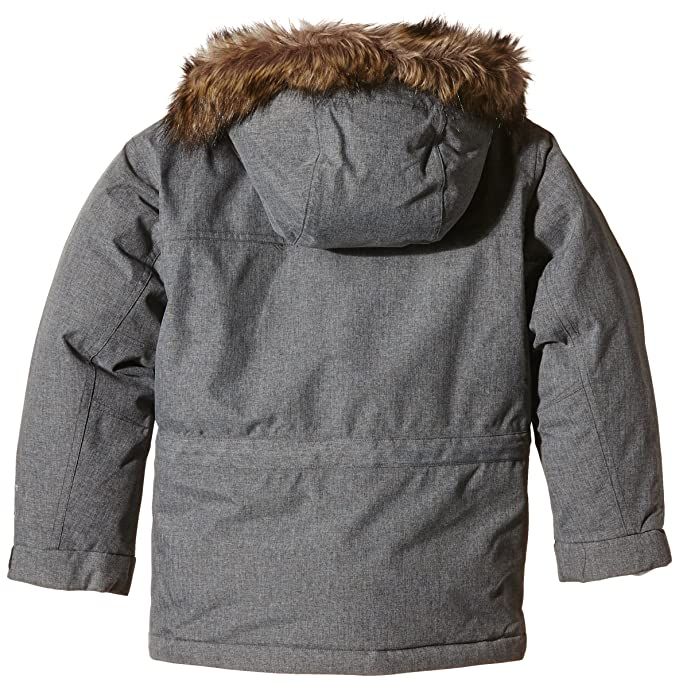 The North Face B Mcmurdo Down Parka - Chaqueta para niño, Gris, S: Amazon.es: Deportes y aire libre