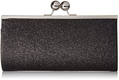 c09c52435f Jessica McClintock Laura Sparkle Framed Evening Clutch