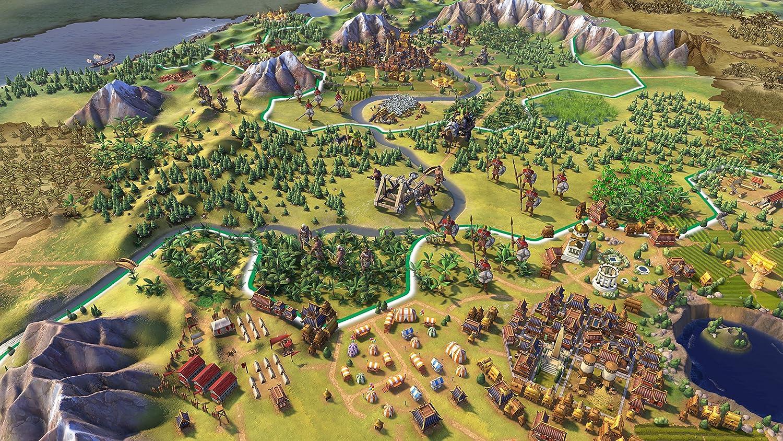 Amazon sid meiers civilization vi pc sid meiers civ vi amazon sid meiers civilization vi pc sid meiers civ vi video games sciox Image collections