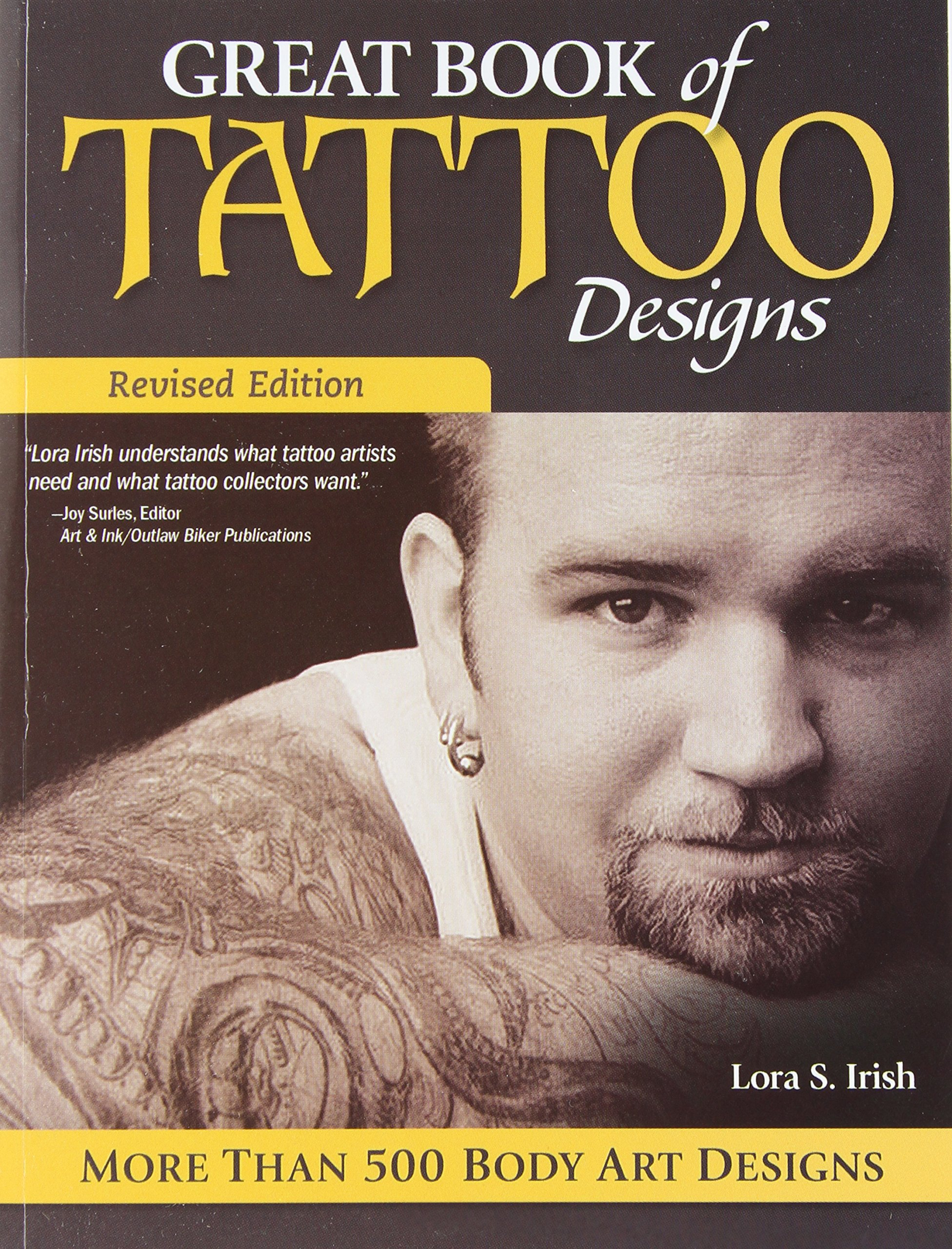 Great Book Tattoo Designs Revised product image