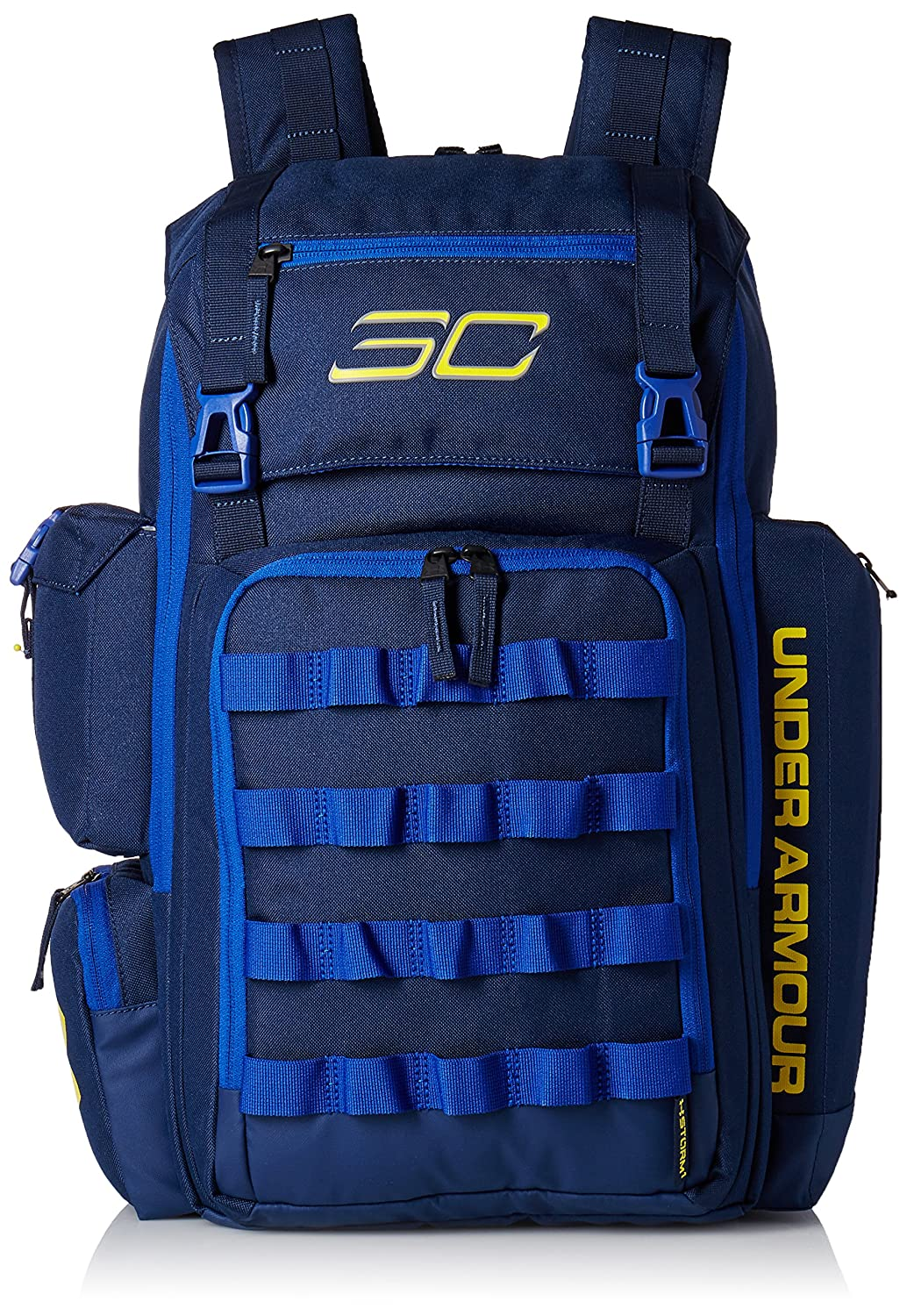 Amazon.com  Under Armour Unisex UA SC30 Backpack Academy Royal Taxi One  Size  Sports   Outdoors d0bde929a11b9