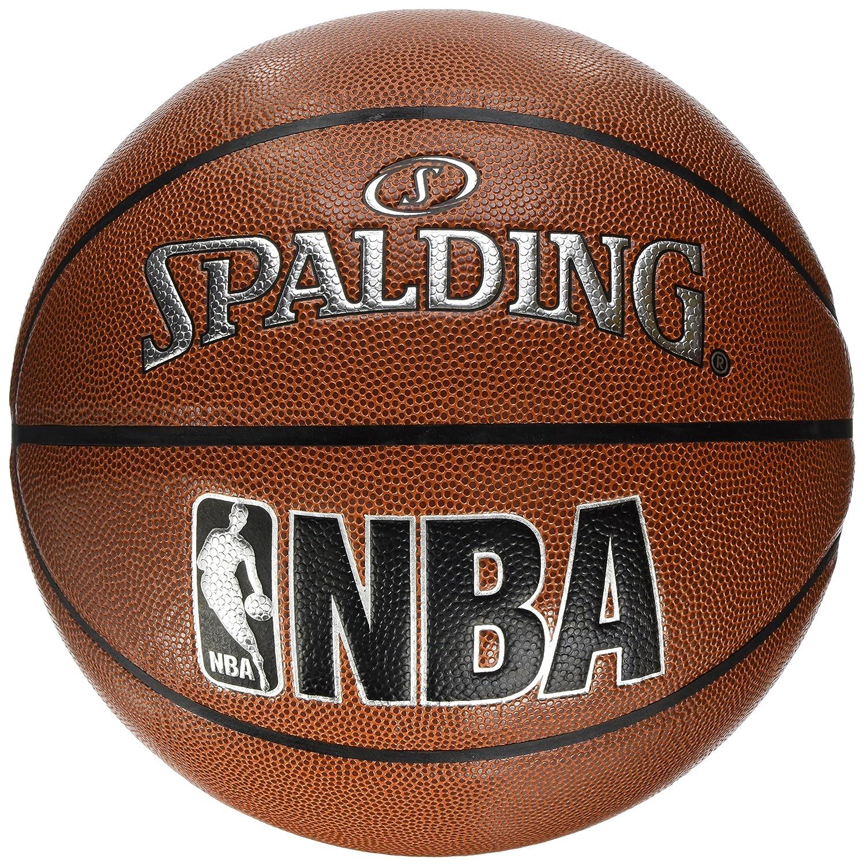 Spalding NBA In/out 74-945Z Balón de Baloncesto, Unisex, Naranja ...