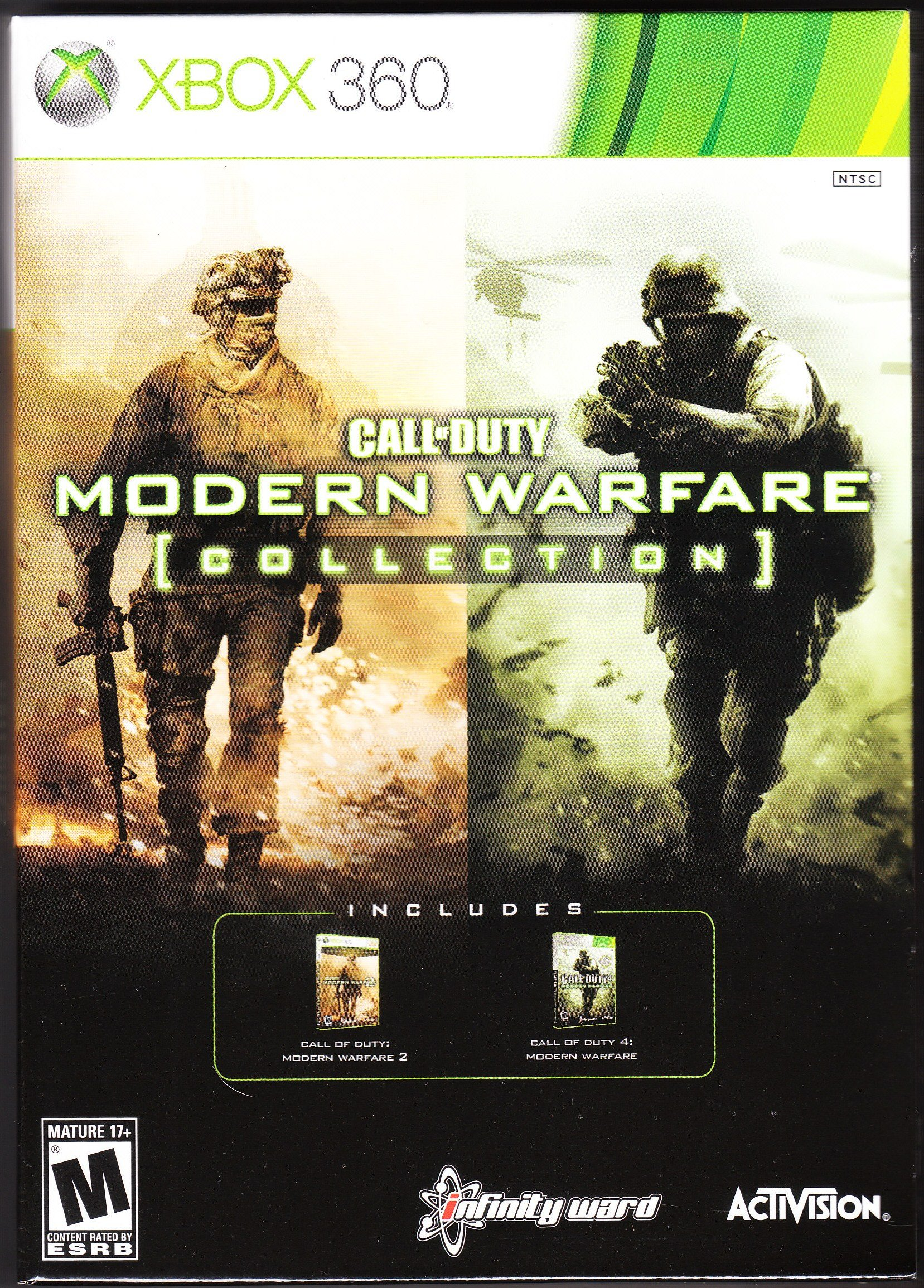 Amazon com: Call of Duty Modern Warfare Collection