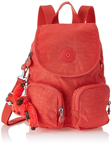 2e14931544 Amazon.com  Kipling Firefly Up Medium Backpack Galaxy Orange  Shoes
