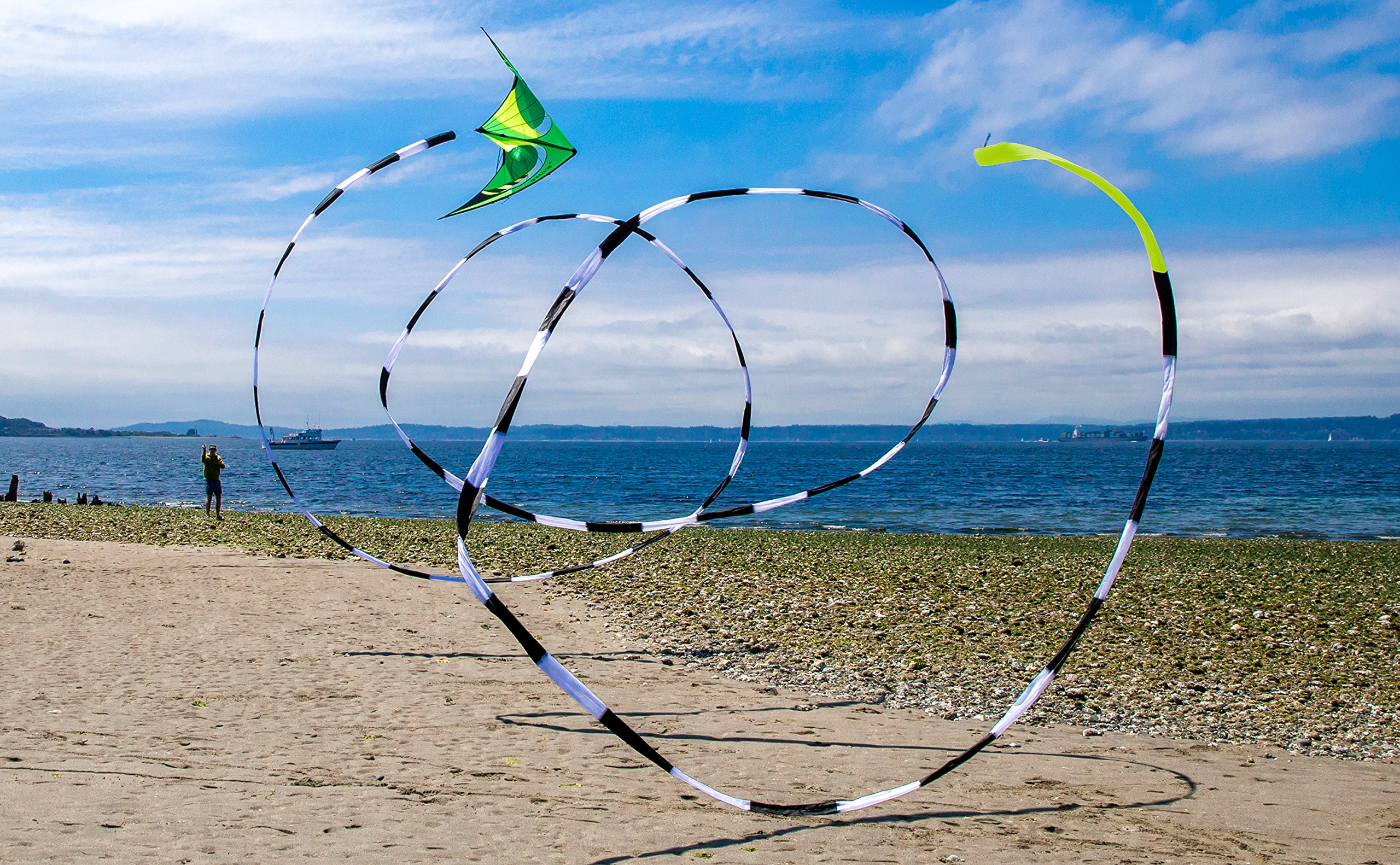 Prism 75-foot Kite Tube Tail by Prism Kite Technology (Image #3)