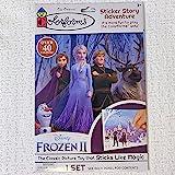 Colorforms Frozen 2 Sticker Story Adventure