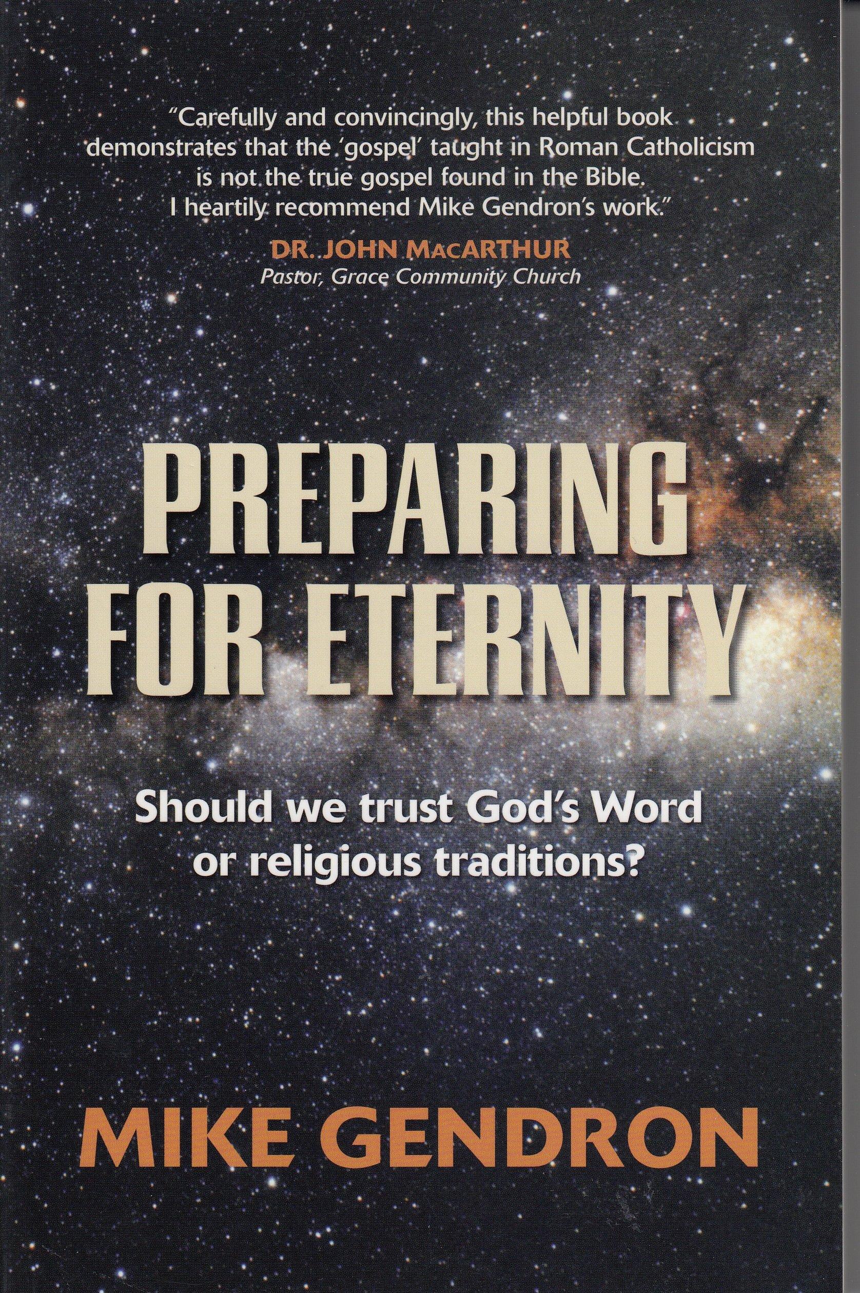 Download Preparing For Eternity PDF