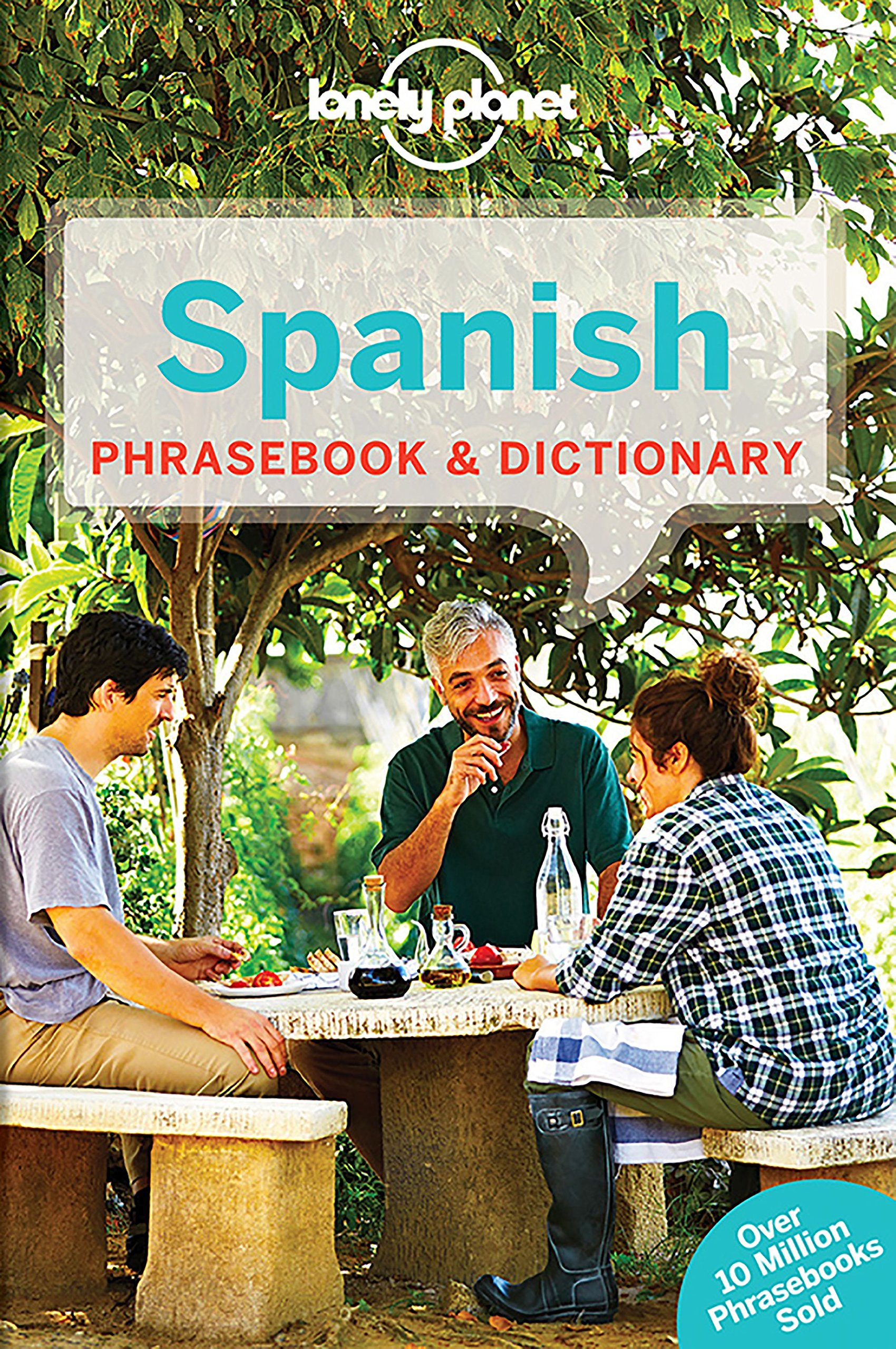 Download Lonely Planet Spanish Phrasebook & Dictionary pdf epub
