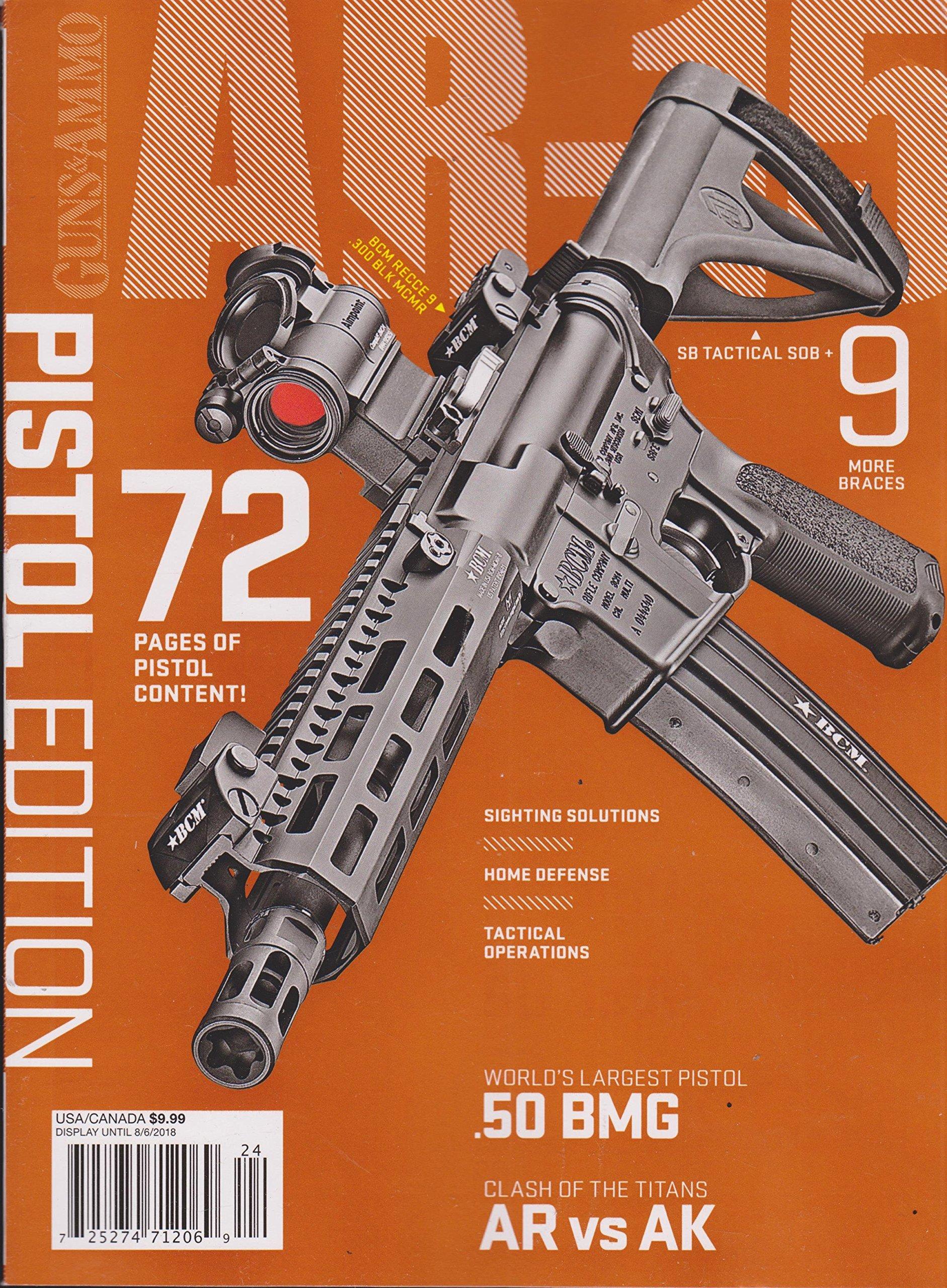 Read Online Guns & Ammo AR-15 Magazine 1 2018 ebook