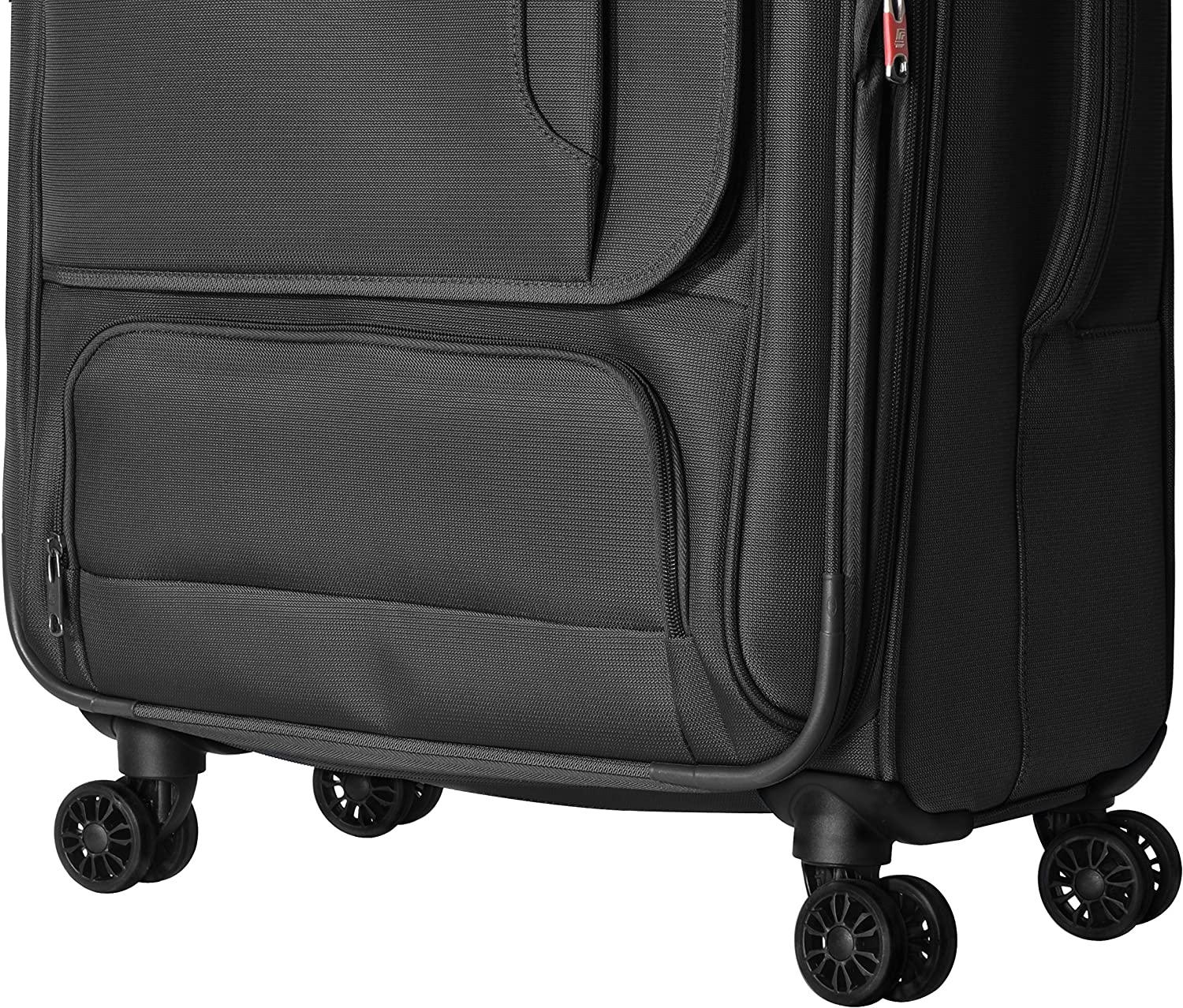 Black Olympia Petra 21 Carry-on Spinner