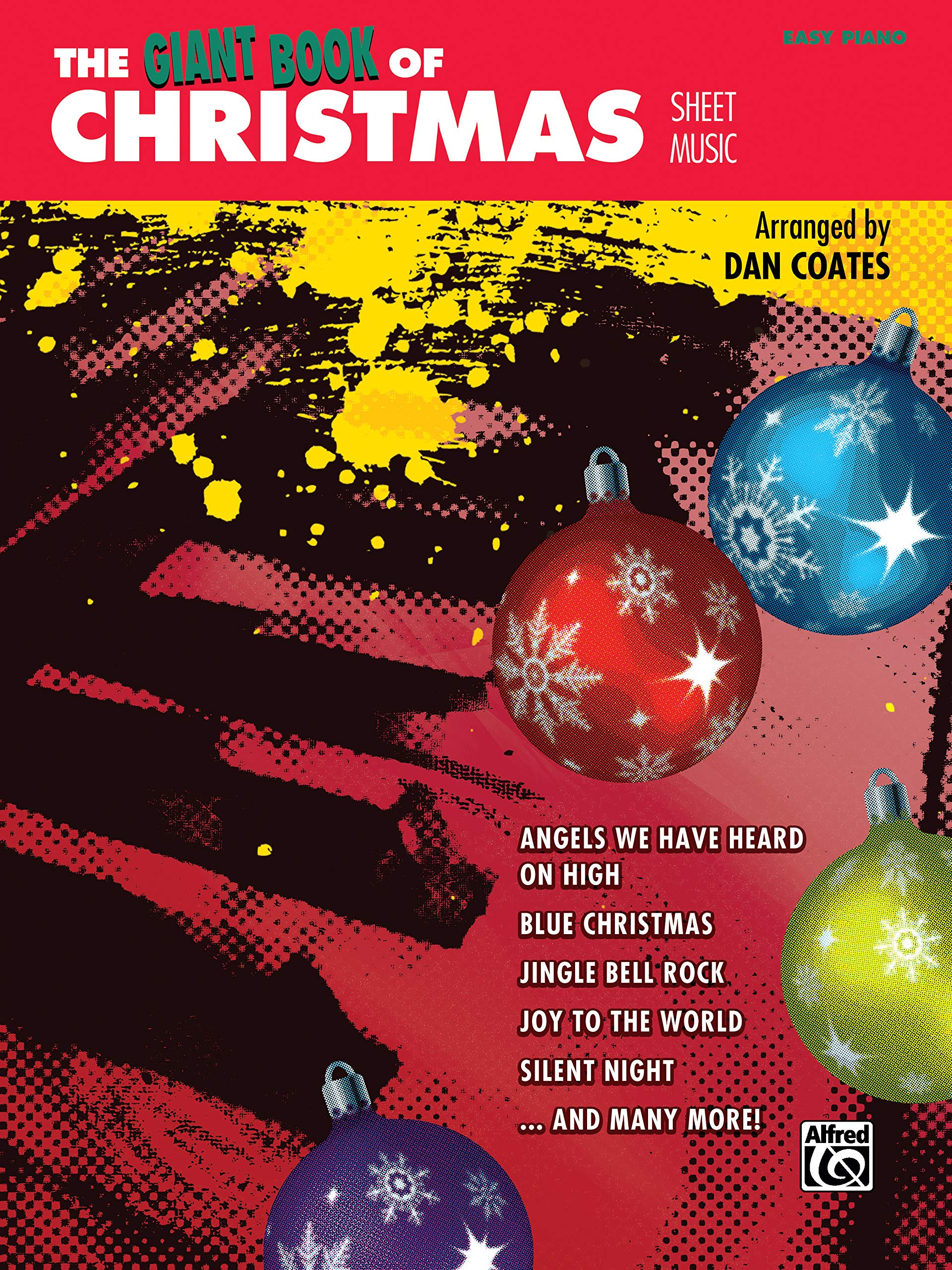 Piano//Vocal//Guitar Songbook 42389 The Giant Book of Christmas Sheet Music