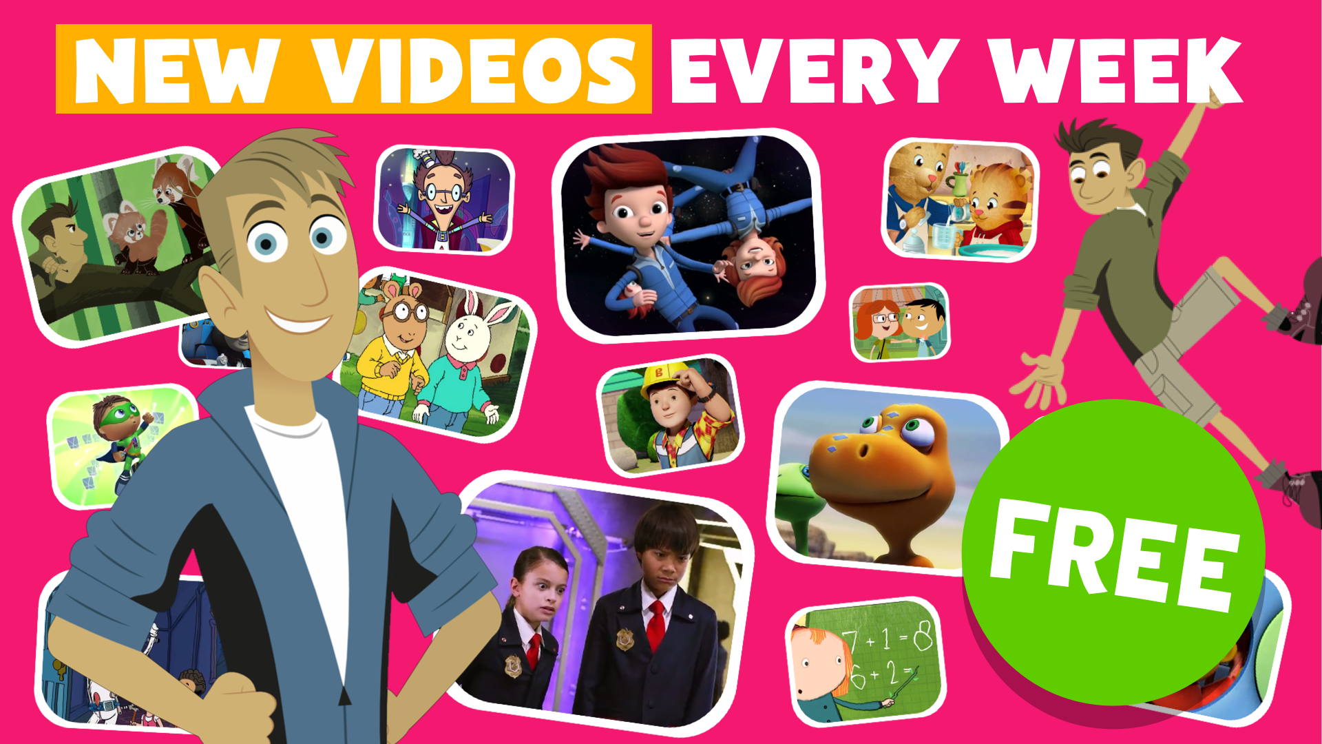 Amazon.com: PBS KIDS Video: Appstore for Android