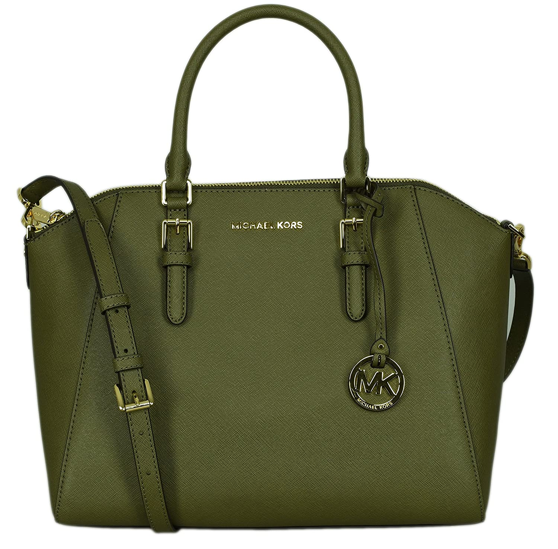 130cbb735543 Amazon.com: Michael Kors Women's Ciara - Large Top Zip Satchel: Shoes