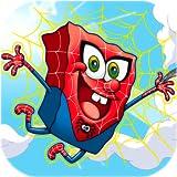 Sponge Boy Spider Adventure