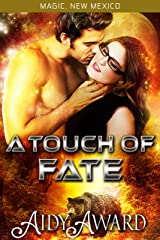 A Touch of Fate: A Bear-Shifter and Curvy Girl Romance (Magic, New Mexico/Fated For Curves Book 1)