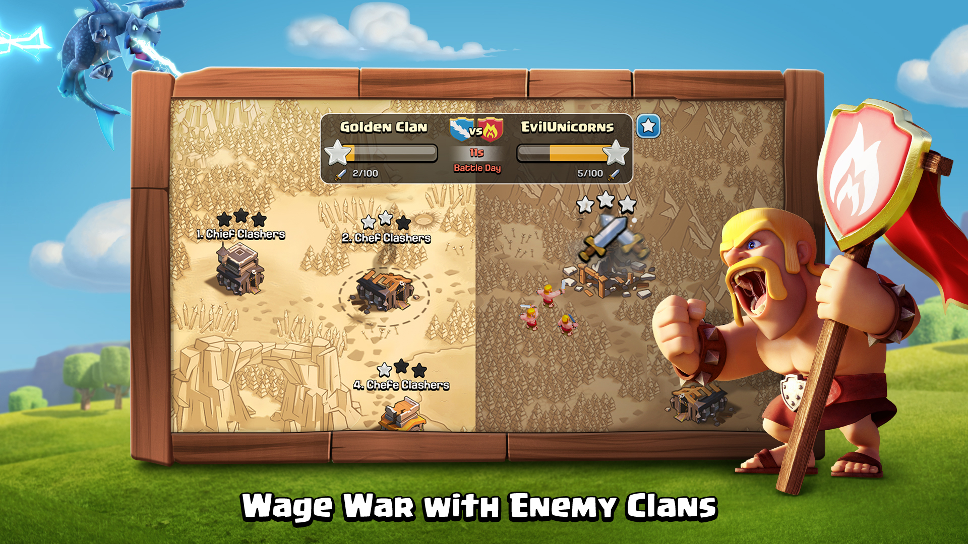 Amazon Com Clash Of Clans Appstore For Android