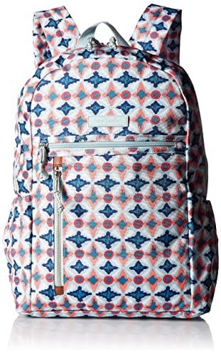 Vera Bradley Lighten Up Study Hall Backpack, Polyester