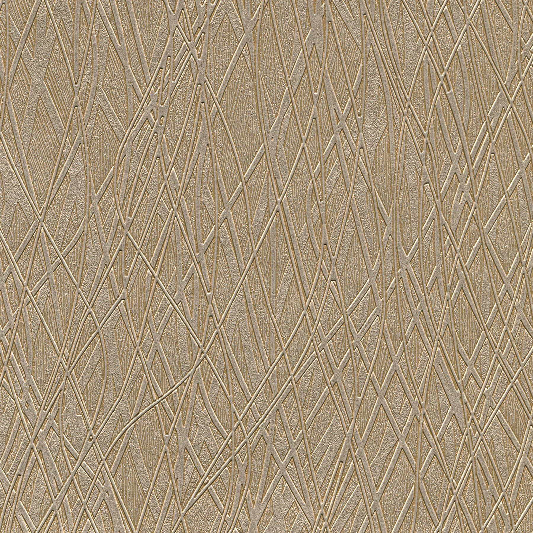 Warner 2758-8012 Allegro Embossed Wallpaper, Bronze by Warner Manufacturing