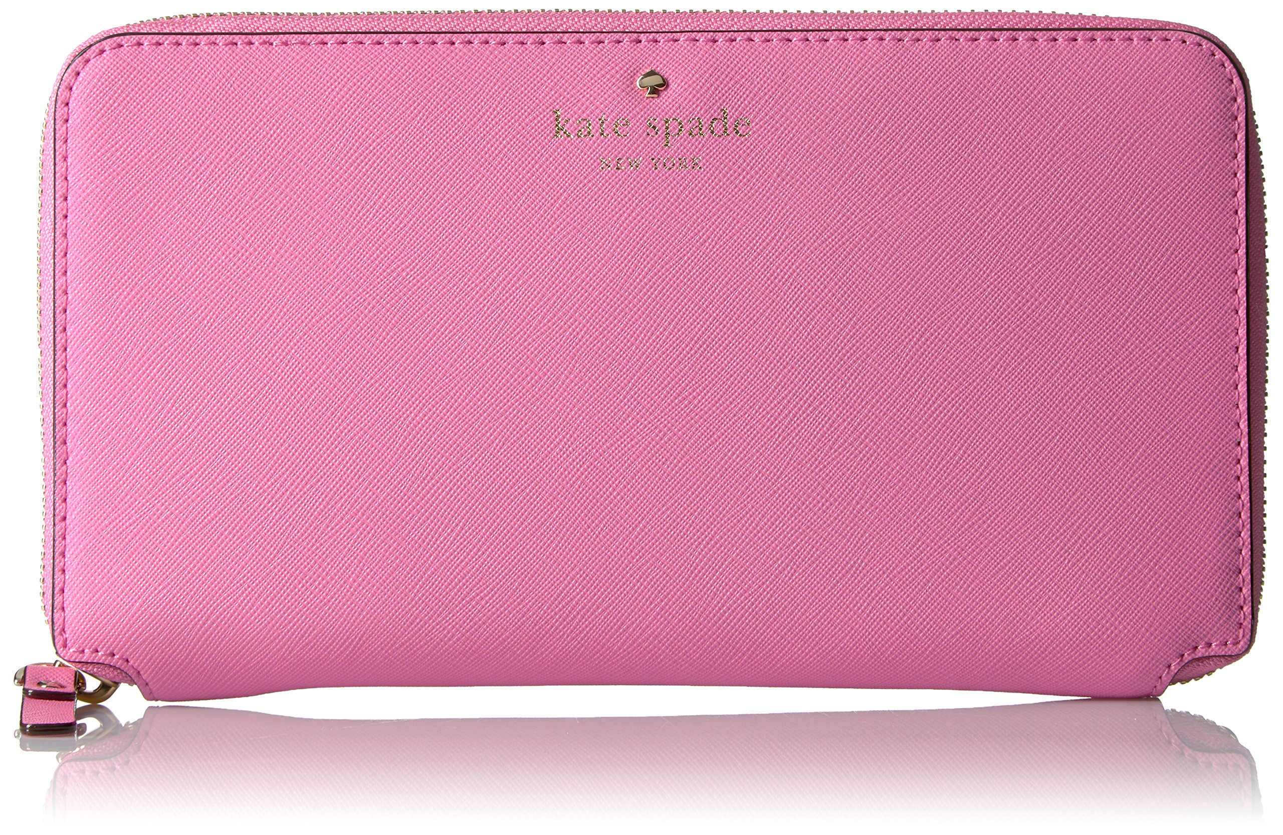 Cedar Street Maia Travel Wallet Wallet, Rouge Pink, One Size by Kate Spade New York
