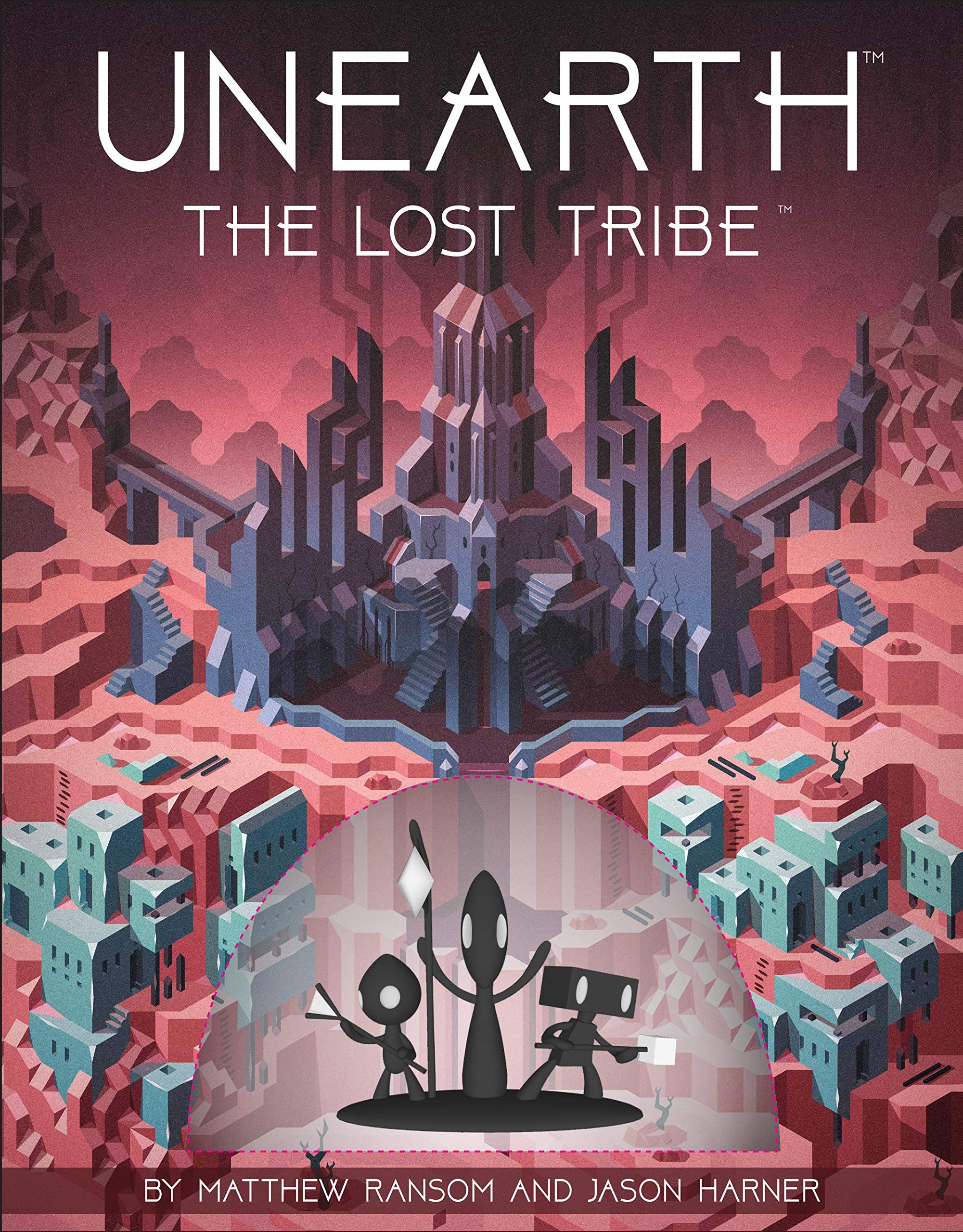 Brotherwise Games Unearth Lost Tribe Expansion by Brotherwise Games
