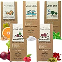 Elements Truffles Sampler Pack - Dairy Free Chocolate Bar - Gluten Free, Non-GMO...