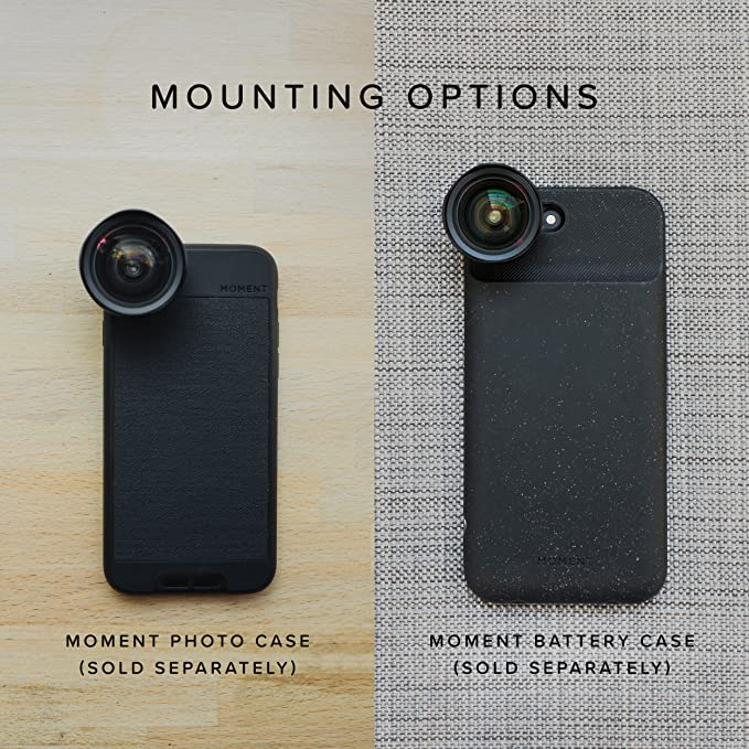 Moment lense and filters for iPhone, pixel and Samsung phones