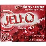 Jell-O Gelatin Dessert Cherry, 6 oz