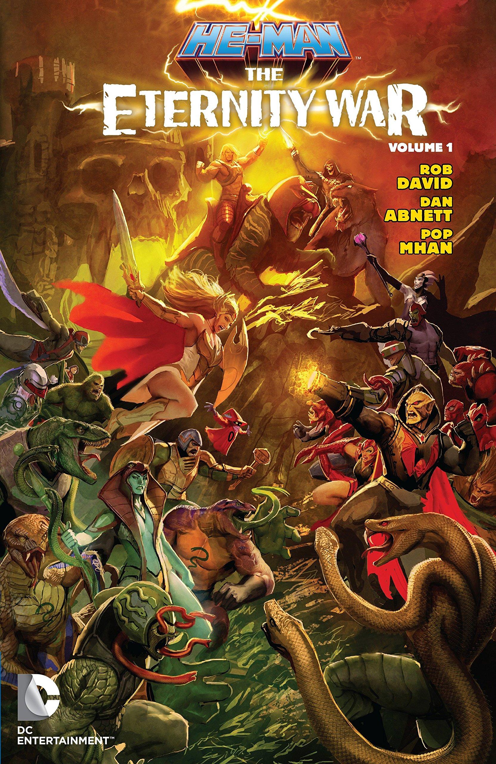He-Man: The Eternity War Vol. 1 ebook