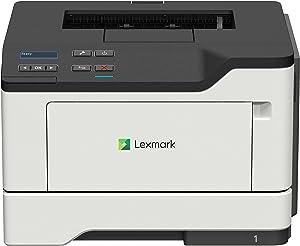 Lexmark 36S0200 MS421dn Compact Laser Printer, Monochrome, Networking, Duplex Printing,Grey